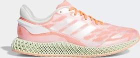 adidas 4D Run 1.0 cloud white/signal coral (FW6838)