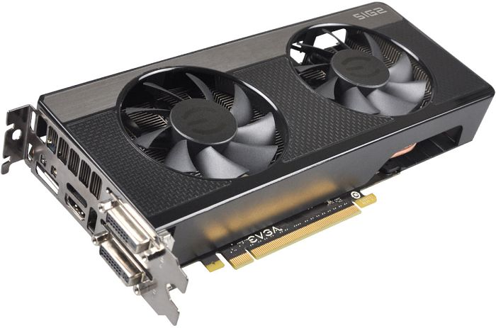 EVGA GeForce GTX 660 Superclocked signature 2, 3GB GDDR5, 2x DVI, HDMI, DisplayPort (03G-P4-2665)