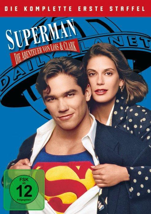 Superman - Die Abenteuer von Lois & Clark Season 1