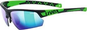 UVEX sportstyle 224 black mat green