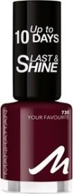 Manhattan load & Shine nail polish 070 candy life, 8ml