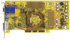 Chaintech / VideoExcel A-GT60, GeForce4 Ti4600, 128MB DDR, VIVO, AGP