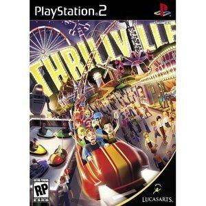 Thrillville - Off the Rail (englisch) (PS2)