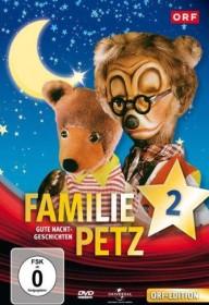 Familie Petz - Gutenachtgeschichten (DVD)