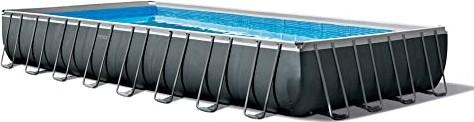 intex ultra frame pool set 975x488x132cm 54986 28372 ab 1190 de 2018 preisvergleich. Black Bedroom Furniture Sets. Home Design Ideas