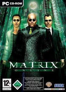 Matrix Online (MMOG) (German) (PC)