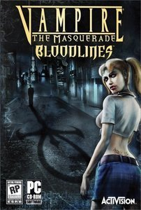 Vampire - The Masquerade: Bloodlines (Vampire 2) (niemiecki) (PC)