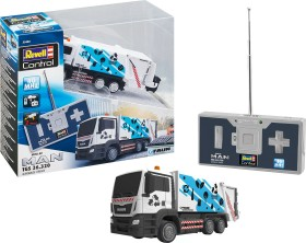 Revell Control Mini RC MAN TGS 26.320 Garbage Truck (23486)