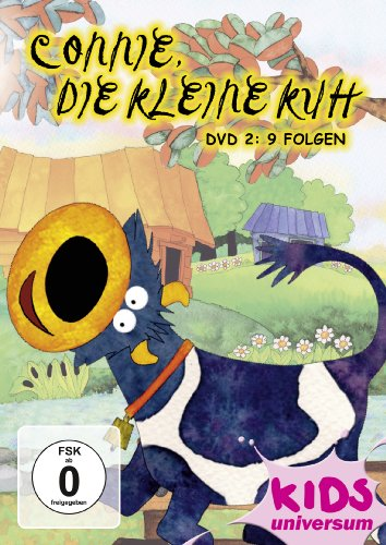 Connie, die kleine Kuh Vol. 2 -- via Amazon Partnerprogramm
