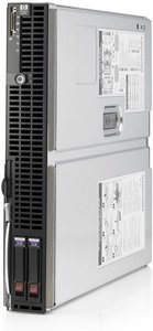 HP ProLiant BL680c, 2x Xeon MP L7445 4x 2.13GHz, 8GB RAM (492338-B21)