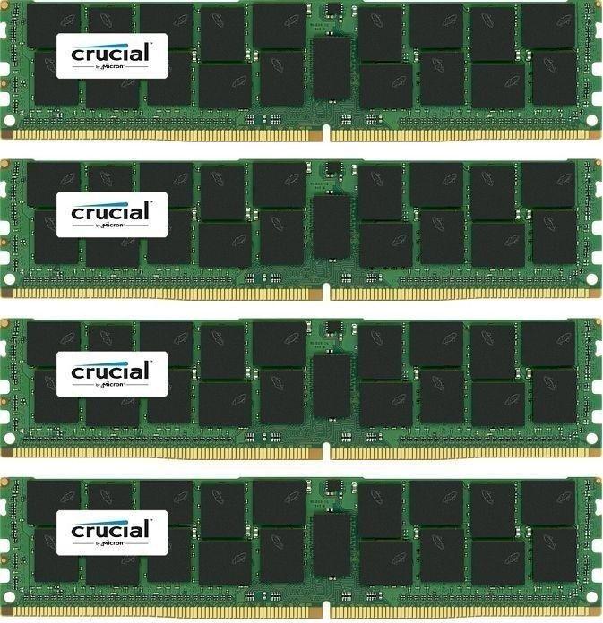 Crucial LRDIMM Kit 64GB, DDR4-2400, CL17, ECC (CT2K32G4LFD424A)