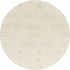 Bosch Professional M480 Best for Wood and Paint Exzenterschleifblatt 150mm K320, 5er-Pack (2608621169)