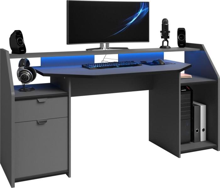 Parisot Set Up Gaming Tisch Led Beleuchtet Schreibtisch 7540 Ab 299 99