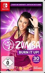 Zumba: Burn it Up! (switch)