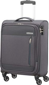 American Tourister Heat Wave Trolley mit 4 Rollen 55cm charcoal grey (130667-1175)