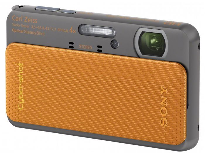 Sony Cyber-shot DSC-TX20 orange