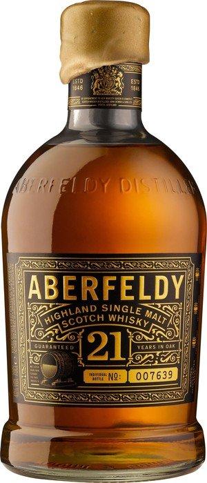 Aberfeldy 21 Years Old 700ml