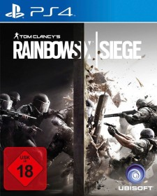 Rainbow Six: Siege - 600 Rainbow Credits (Download) (Add-on) (AT) (PS4)