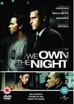 We Own The Night (DVD) (UK)