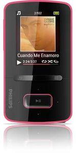 Philips GoGear Vibe 4GB pink (SA3VBE04PN/02)