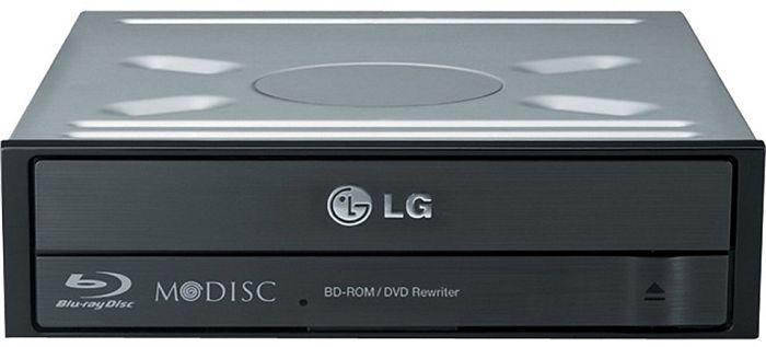 LG Electronics CH12NS30 schwarz, SATA, bulk (CH12NS30.AUAU10B)