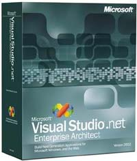 Microsoft Visual Studio .net Enterprise Architect Edition (German) (PC) (G77-00014)