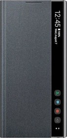 Samsung clear View Cover for Galaxy Note 10 black (EF-ZN970CBEGWW)