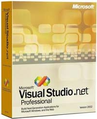 Microsoft Visual Studio .net Professional (PC) (659-00856)
