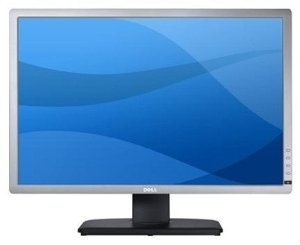"Dell UltraSharp U2412M silver, 24"" (860-10149/860-10148)"