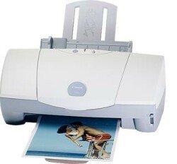 "Canon S400 ""Mc Laren Edition"", 1440x720, 9 / 4 S / min, port równoległy/USB"