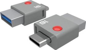 Emtec DUO USB-C 16GB, USB 3.0 (ECMMD16GT403)