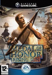 Medal of Honor: Rising Sun (German) (GC)
