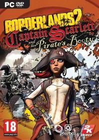 Borderlands 2 - Captain Scarlett und ihr Piratenschatz (Download) (Add-on) (PC)