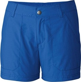Columbia Arch Cape III pant short stormy blue (ladies)