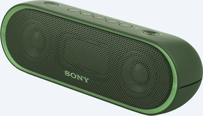 Sony SRS-XB20 grün