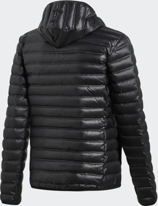 adidas Varilite Hooded Down Jacke schwarz (Herren) (BQ7782) ab € 95,92