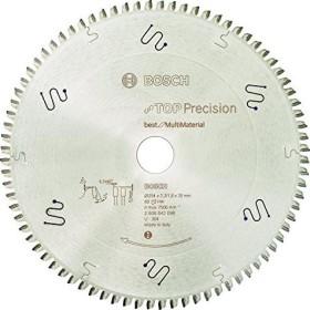 254 x 30 x 2,3 ... Bosch Kreissägeblatt Top Precision Best for Multi Material