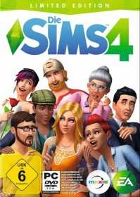 Die Sims 4 - Limited Edition (Download) (PC)