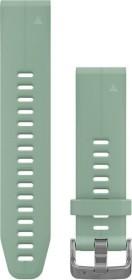 Garmin Ersatzarmband QuickFit 20 Silikon graugrün (010-12739-06)