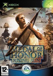 Medal of Honor: Rising Sun (niemiecki) (Xbox)