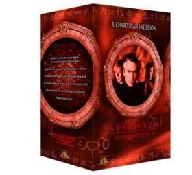 Stargate Kommando SG1 Season 4 (DVD)