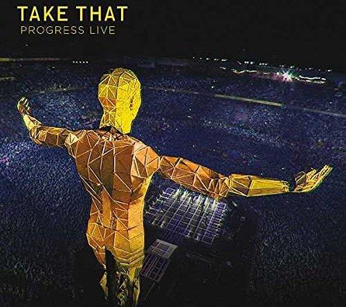 Take That - Progress Live -- via Amazon Partnerprogramm