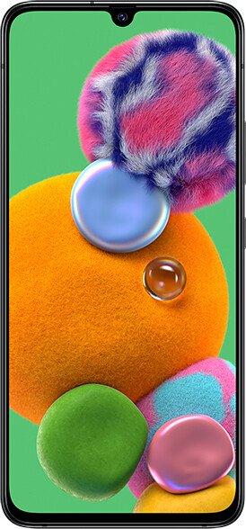 Samsung Galaxy A90 5G A908B schwarz