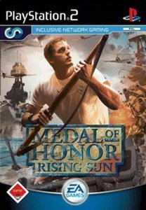 Medal of Honor: Rising Sun (German) (PS2)