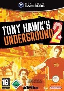 Tony Hawk's Underground 2 (deutsch) (GC)
