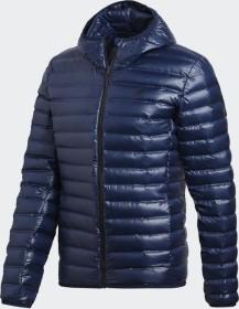 adidas Varilite Hooded Down Jacket collegiate navy (men) (BQ7785)
