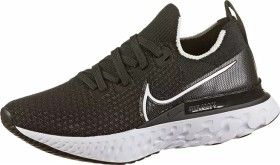 Nike React Infinity Run Flyknit black/dark grey/white (ladies) (CD4372-002)