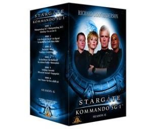 Stargate Kommando SG1 Season 6