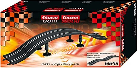 Carrera - Digital 143/GO!!! Accessories - Hump track/Bridge (61649) -- via Amazon Partnerprogramm