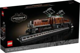 LEGO Creator Expert - Lokomotive Krokodil (10277)